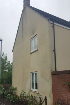 Wall and Render Cleaning