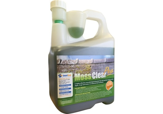 Moss Clear Pro Excellent Review from Roof Cleaning Professional