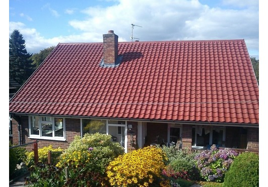 Roof Cleaning and Restoration Cheshire