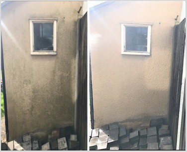 Biowash™ Wall and Render Cleaning